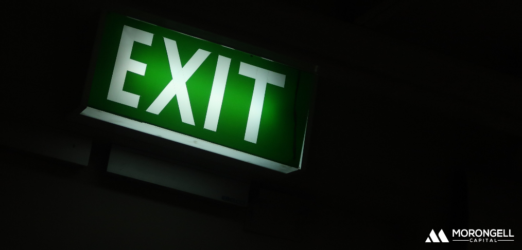 It's All About The Exit In Multifamily   Morongell Capital